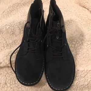 Clark's Tamitha Key LowIe Suede Boot